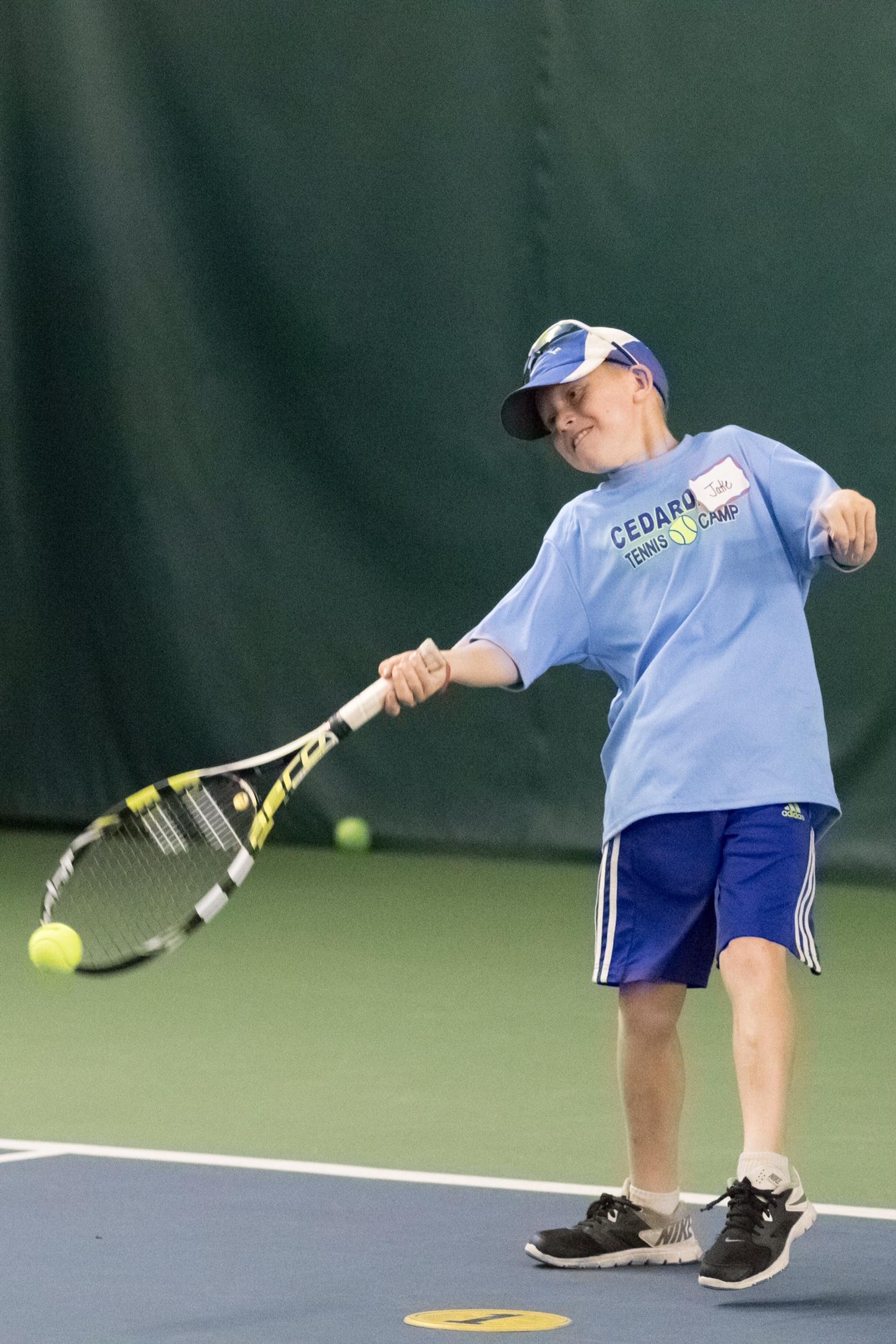 Cedardale Health & Fitness Tennis